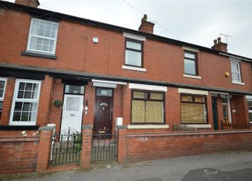 Thumbnail 2 bed terraced house to rent in Milton Road, Prestwich, Manchester