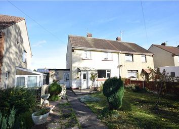 Thumbnail 3 bedroom semi-detached house for sale in Valley Road, Mangotsfield, Bristol