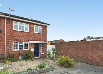Thumbnail 3 bed end terrace house for sale in Mill Farm Avenue, Sunbury-On-Thames