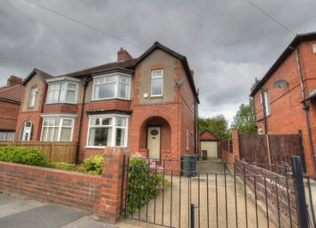 Thumbnail 3 bedroom semi-detached house for sale in Two Ball Lonnen, Fenham, Newcastle Upon Tyne