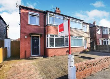 Thumbnail 3 bed semi-detached house for sale in Argyll Road, Cheadle, Cheshire, .