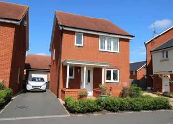 Thumbnail 3 bed property for sale in Mayfield Way, Cranbrook, Exeter