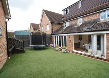 Thumbnail 5 bed detached house for sale in Cumberland Road, Chafford Hundred, Grays