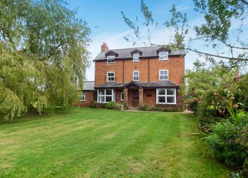 Thumbnail 6 bed detached house for sale in Paunt House, Castle Trump, Newent, Gloucestershire