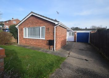Thumbnail 3 bed detached bungalow for sale in Woodthorpe Road, Hadleigh, Ipswich