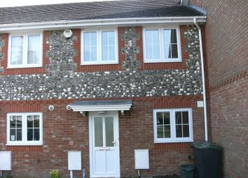 Thumbnail 3 bedroom end terrace house to rent in Pippins Close, Tonbridge