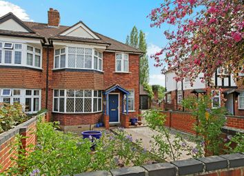 Thumbnail 4 bed semi-detached house for sale in Vale Crescent, London