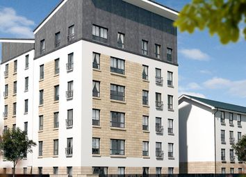 "Thumbnail 2 bed flat for sale in ""The Mcintyre Grd Floor"" at Toryglen Street, Glasgow"