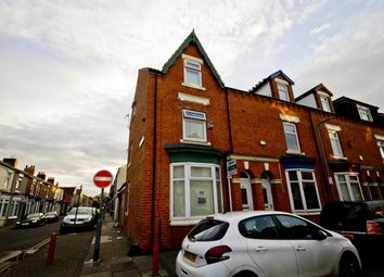 Thumbnail 4 bedroom terraced house for sale in Victoria Road, Middlesbrough