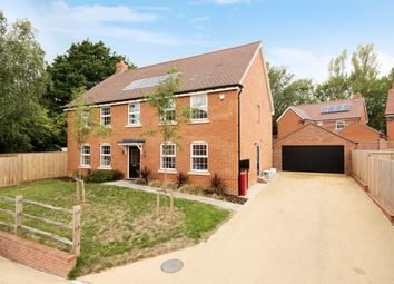 Thumbnail 5 bed detached house for sale in Whittington Road, Petersfield