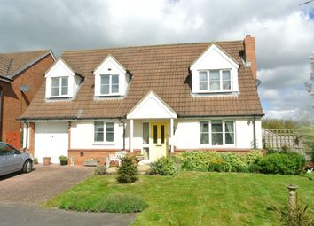 Thumbnail 4 bed detached house for sale in Walsingham Drive, Corby Glen, Grantham, Lincolnshire