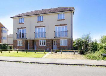 Thumbnail 4 bed town house for sale in Worth Court, Monkston, Milton Keynes, Bucks