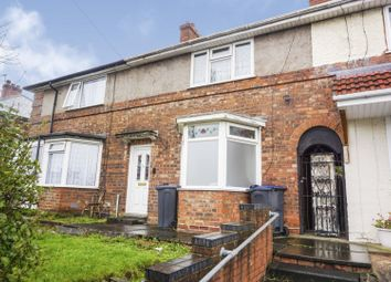 Thumbnail 3 bed terraced house for sale in Fieldhouse Road, Birmingham