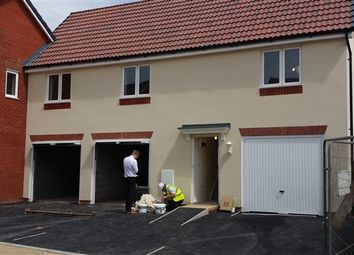 Thumbnail 1 bed flat to rent in Angelica Drive, Bridgwater