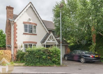 Thumbnail 4 bed detached house for sale in Webbs Court, Lyneham, 4