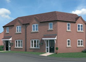Thumbnail 3 bed semi-detached house for sale in Wentworth Road, Kirkby-In-Ashfield, Nottingham