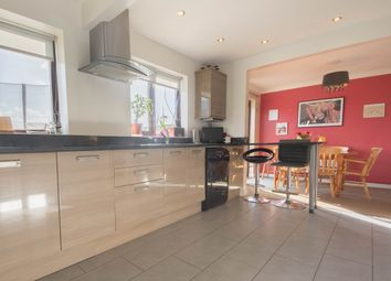 Thumbnail 4 bed semi-detached house for sale in Bryncastell, Bow Street