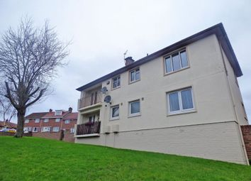 Thumbnail 2 bed flat for sale in Glendale Crescent, Ayr