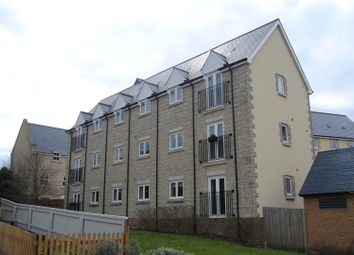 Thumbnail 2 bed flat for sale in Smart Close, Redhouse, Swindon