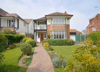 Thumbnail 4 bed detached house for sale in Northumberland Avenue, Margate, Kent