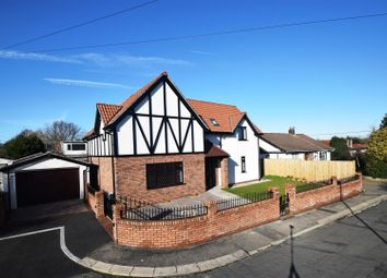 Thumbnail 4 bed detached house for sale in The Close, Henbury, Bristol