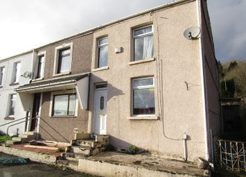 Thumbnail 3 bed end terrace house for sale in Dinas Street, Plasmarl, Swansea, City And County Of Swansea.