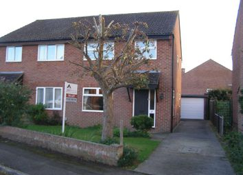 Thumbnail 3 bed semi-detached house to rent in Charney Avenue, Abingdon