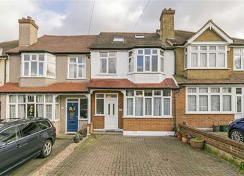 Thumbnail 4 bed terraced house for sale in Bridgewood Road, Worcester Park, Surrey