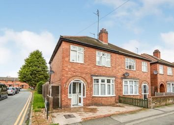 Thumbnail 3 bed semi-detached house for sale in Blackpool Street, Burton On Trent, Staffordshire