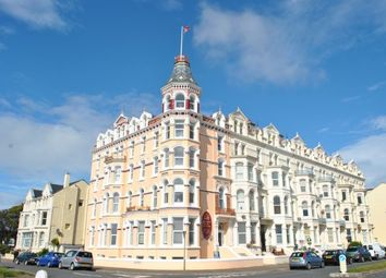 1 bed flat for sale in Apt. 4 Belvedere Court, Mooragh Promenade, Ramsey IM8
