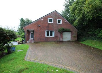 Thumbnail 4 bed detached house for sale in Simmondley Lane, Glossop