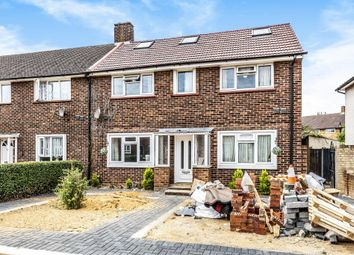 Thumbnail 4 bed semi-detached house to rent in Elsinore Avenue, Staines-Upon-Thames