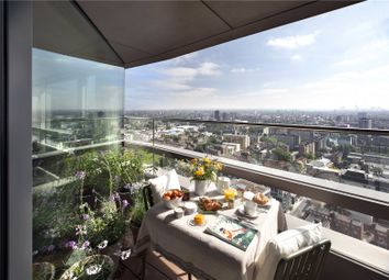Thumbnail 3 bed flat for sale in Canaletto Tower, 257 City Road, London