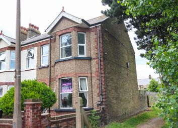 Thumbnail 1 bed flat for sale in Minster Road, Westgate-On-Sea
