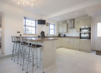 Thumbnail 4 bed detached house for sale in The Nurseries, Langstone, Newport