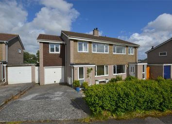 Thumbnail 4 bed semi-detached house for sale in Murdoch Close, Truro