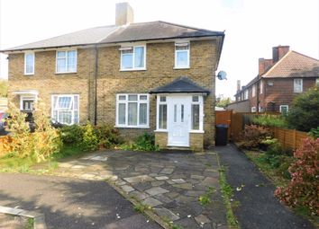 Thumbnail 3 bed property to rent in Bordesley Road, Morden