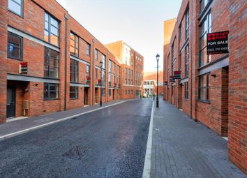 Thumbnail 4 bed property for sale in Tenby Street North, Jewellery Quarter, Birmingham