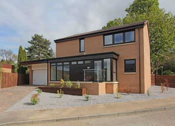 Thumbnail 5 bed detached house for sale in Inveralmond Gardens, Cramond, Edinburgh