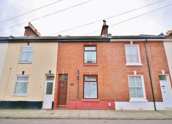 Thumbnail 2 bedroom terraced house for sale in Landguard Road, Southsea