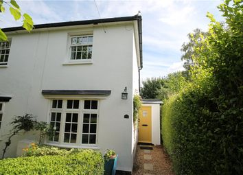 Thumbnail 2 bed semi-detached house for sale in College Road, Epsom