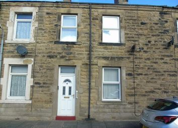 Thumbnail 3 bed terraced house for sale in Leazes Street, Amble, Morpeth, Northumberland