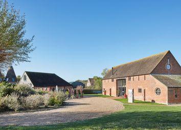 Palstre Barn, Wittersham, Kent TN30. 4 bed detached house for sale