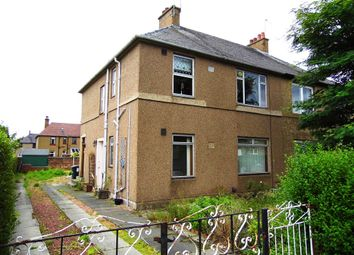 Thumbnail 2 bed flat to rent in Cedar Street, Grangemouth