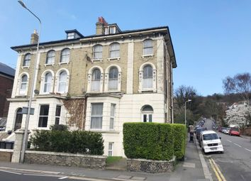 Thumbnail 1 bedroom flat for sale in Ground Floor Flat, 107 Maison Dieu Road, Dover, Kent