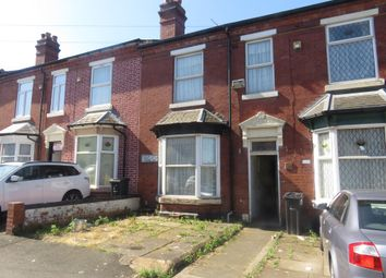 Thumbnail 3 bed terraced house for sale in Grange Road, West Bromwich