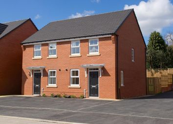 "Thumbnail 2 bed end terrace house for sale in ""Winton"" at Bridlington Road, Stamford Bridge, York"
