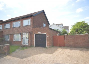 Thumbnail 3 bed terraced house to rent in Lambs Lane North, Rainham, Essex