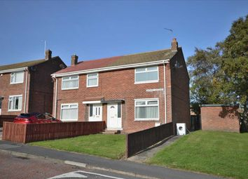 Thumbnail 2 bed semi-detached house for sale in Medway Gardens, South Stanley, Stanley