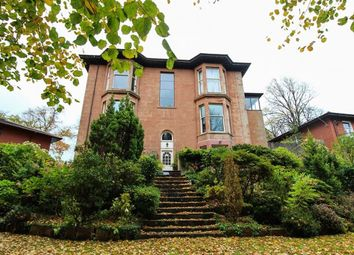 Thumbnail 2 bed detached house to rent in Partickhill Road, Glasgow